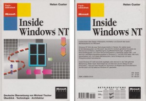Inside Windows/NT von Helen Custer