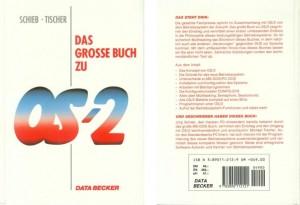 """""""Das grosse Buch zu OS/2"""", deutsche Ausgabe, machte Awwender mit dem IBM-Betriebssystem vertraut"""