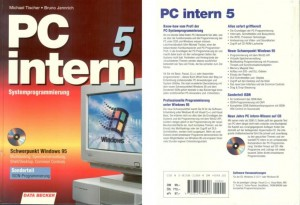"""""""PC Intern Systemprogrammierung 5"""", deutscheie Ausgabe, 1.400 Seiten Know-how zur PC-Programmierung in Assembler, Basic, Pascal und C"""
